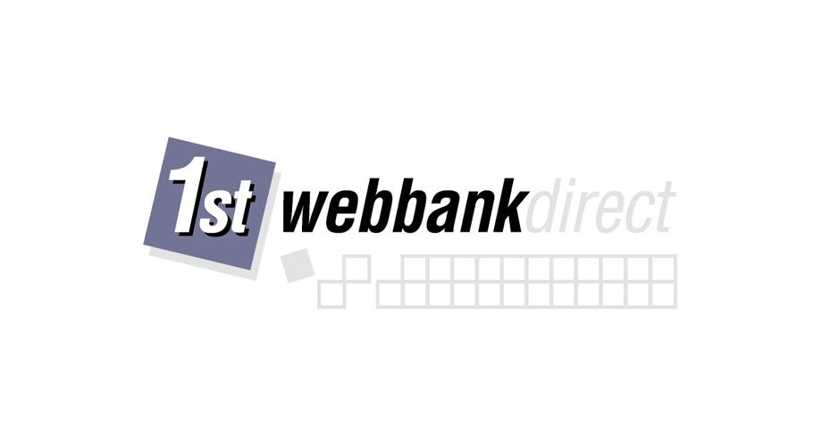 1st webbankdirect Logo