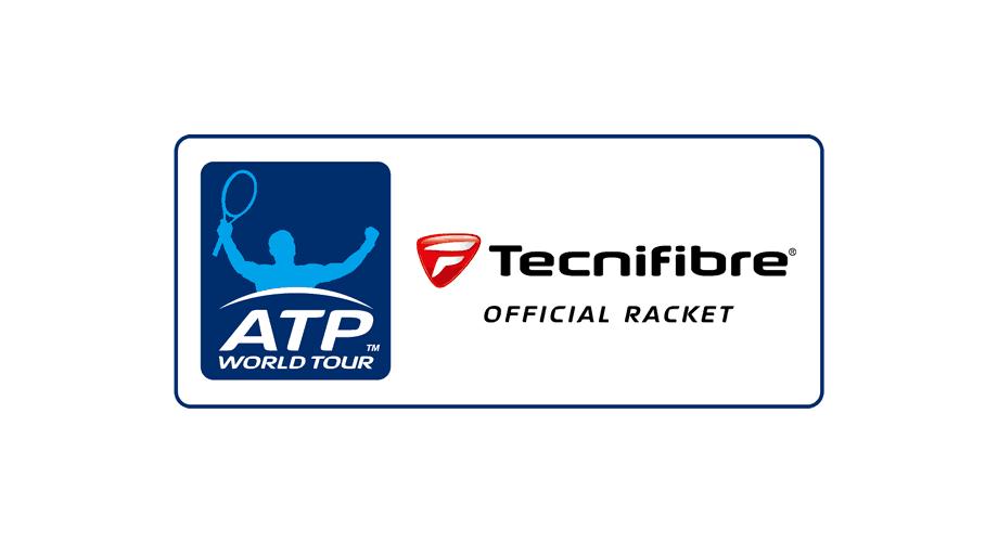 ATP World Tour Official Racket Logo