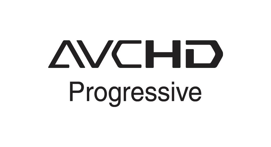 AVCHD Progressive Logo