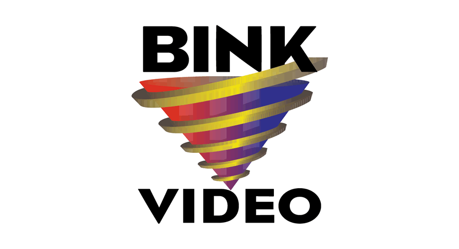 Bink Video Logo Color