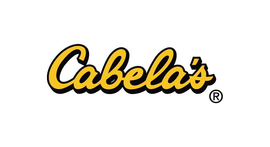 Cabela's Logo (Black Outline)