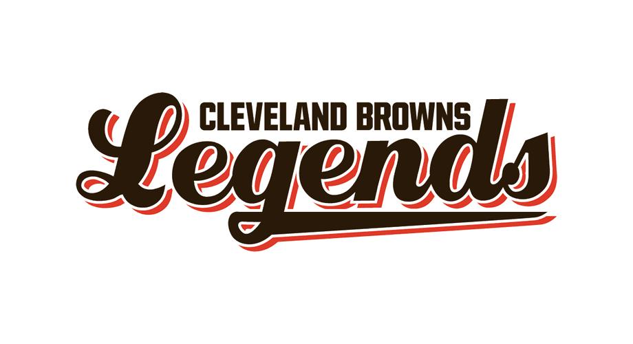 Cleveland Browns Legends Program Logo