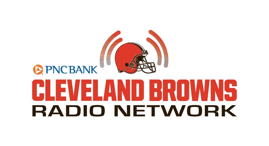Cleveland Browns Radio Network Logo
