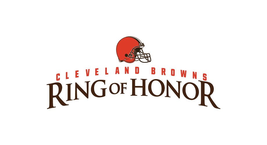 Cleveland Browns Ring of Honor Logo