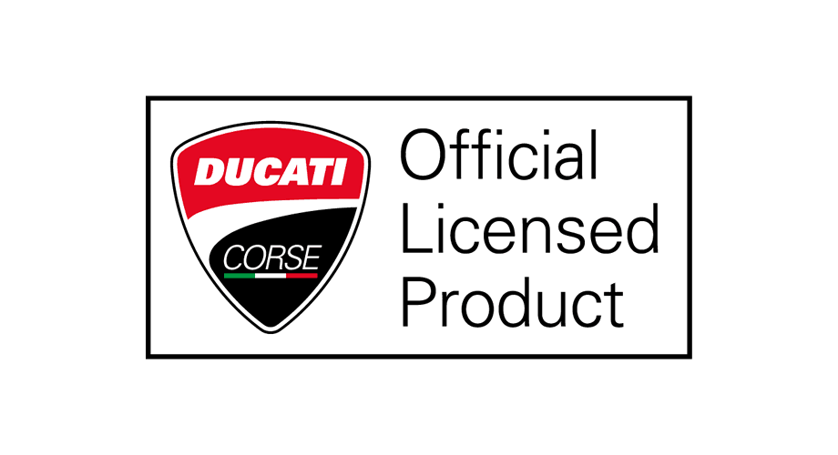 Ducati Corse Official Licensed Product Logo