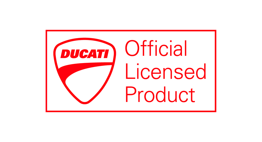 Ducati Official Licensed Product Logo