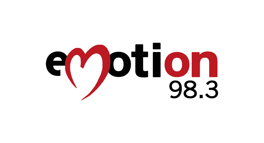 Emotion 98.3 Radio Logo