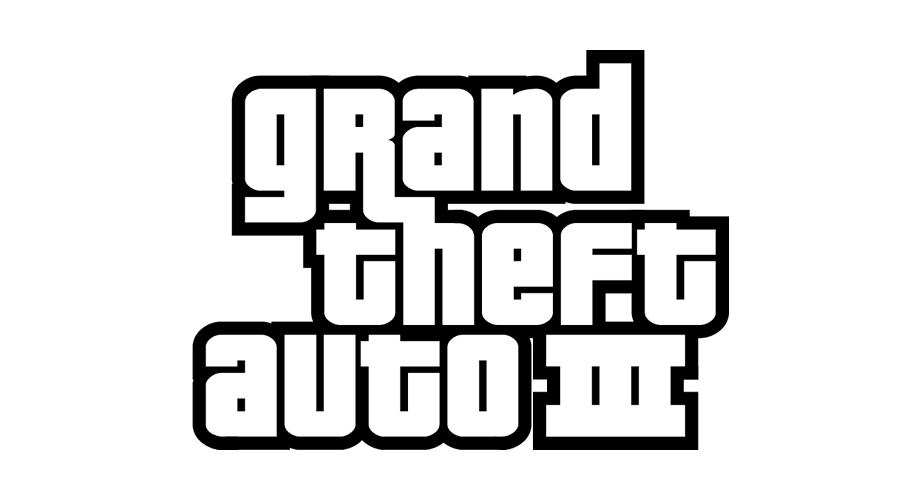 Grand Theft Auto III Logo