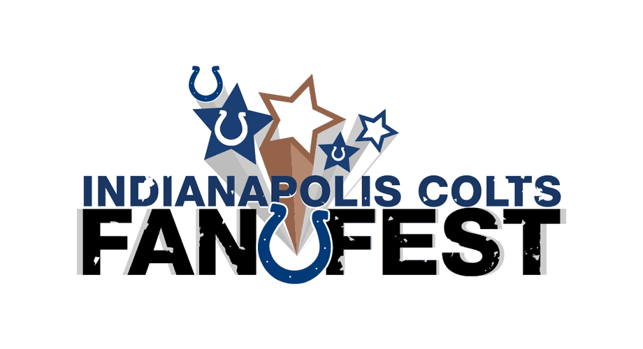 Indianapolis Colts Fan Fest Logo