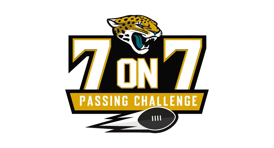 Jacksonville Jaguars 7-ON-7 Passing Challenge Logo