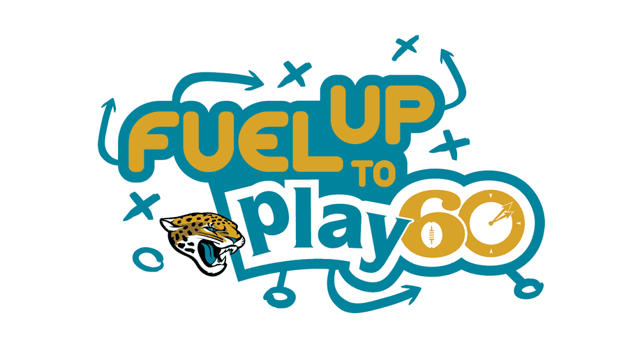 Jacksonville Jaguars Fuel Up to Play 60 Logo