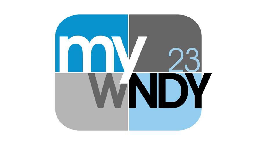my WNDY 23 Logo