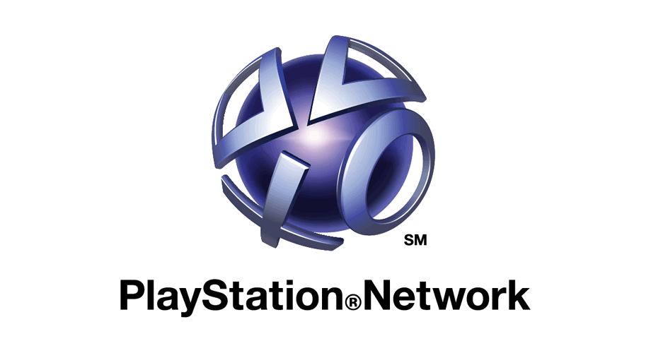 playstation network logo download ai all vector logo