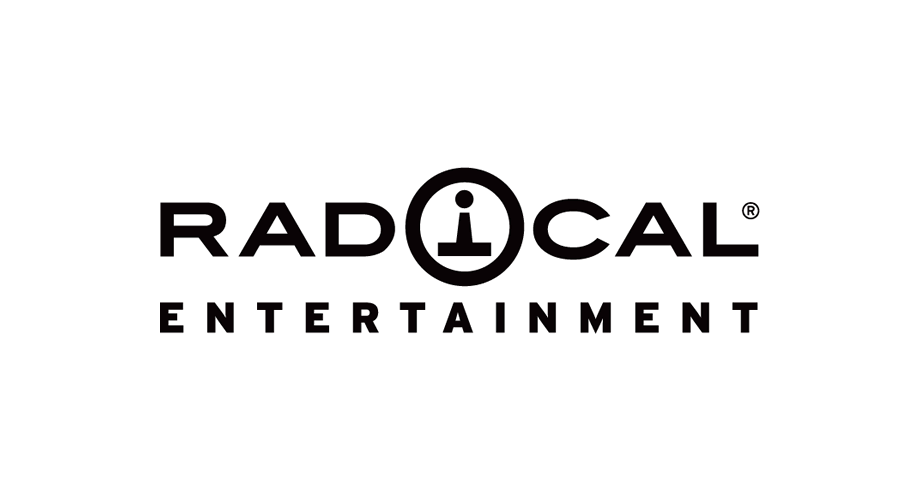 Radical Entertainment Logo