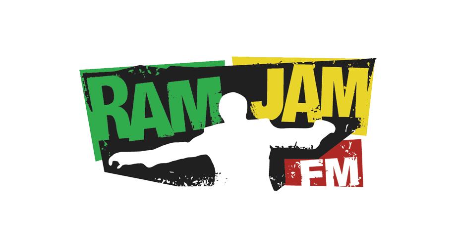 RAMJAM FM Radio Logo