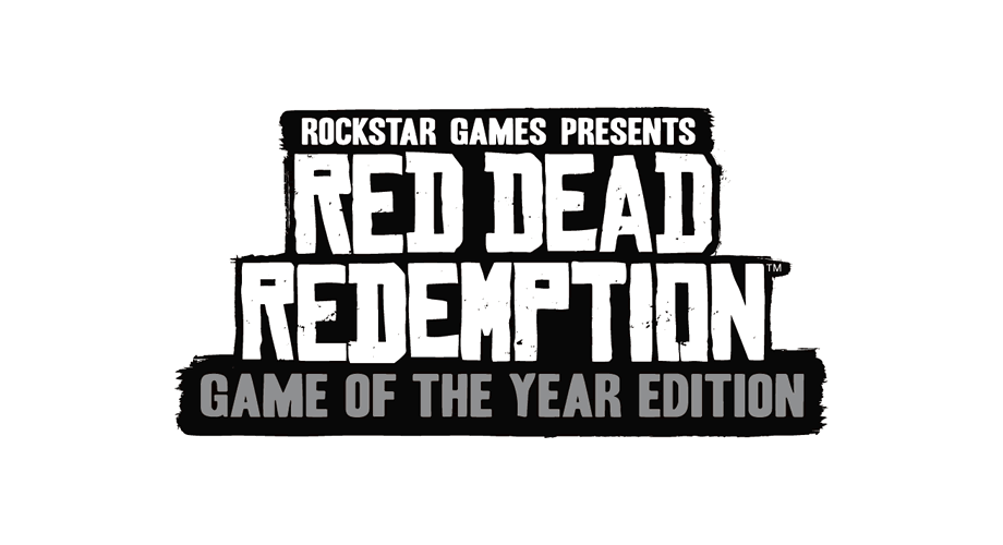 Red Dead Redemption Game of The Year Edition Logo