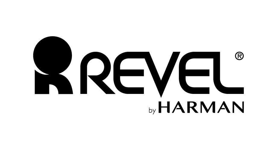 REVEL by Harman Logo