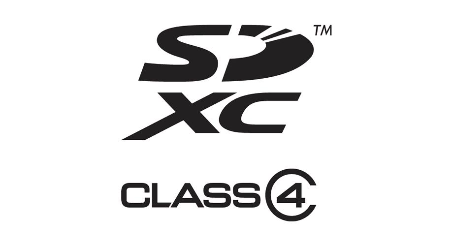 SDXC Class 4 Logo