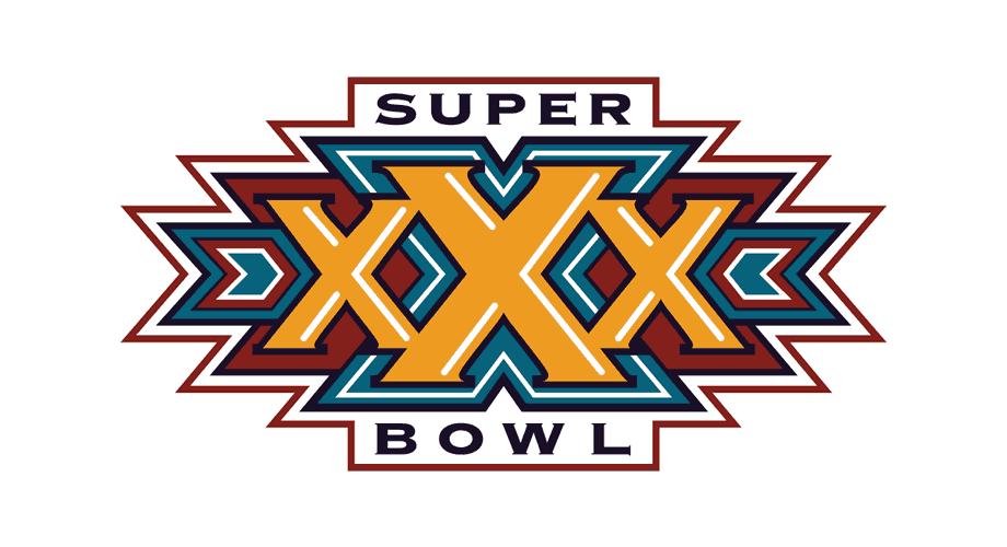 Super Bowl XXX Logo