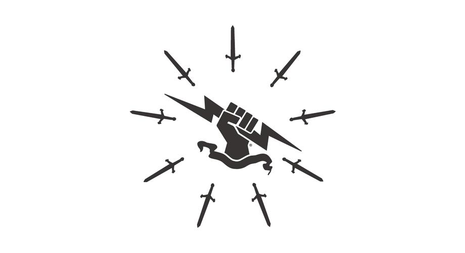 Swordburst Crest (icon) Logo