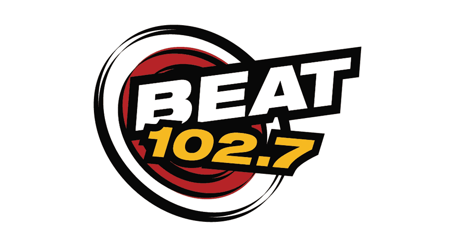 The Beat 102.7 Radio Logo
