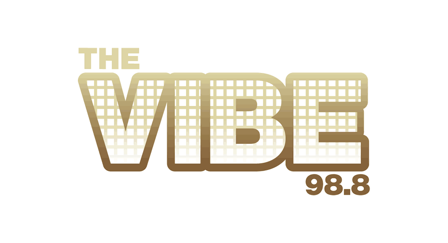 The VIBE 98.8 Radio Logo