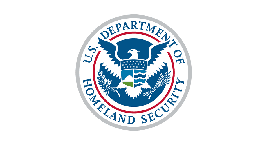 United States Department of Homeland Security (DHS) Logo