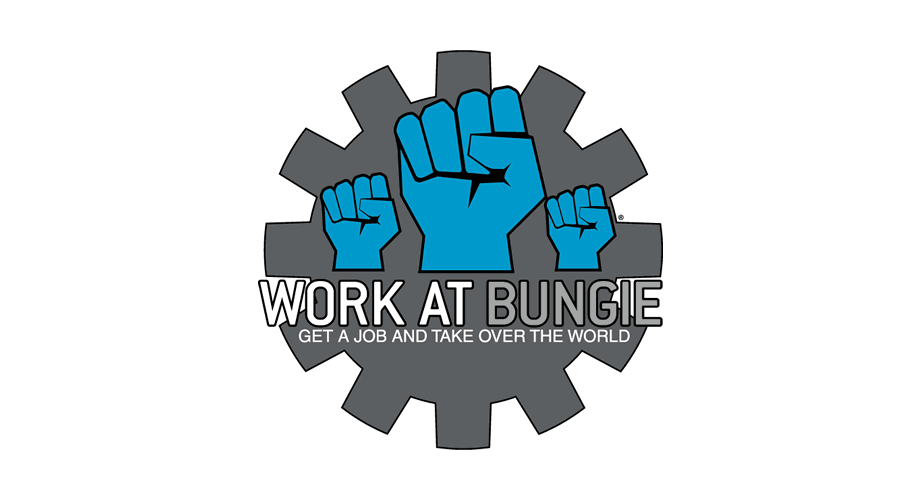 Work at Bungie Gear (icon) Logo
