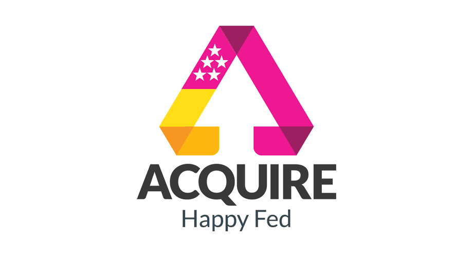 ACQUIRE Happy Fed Logo