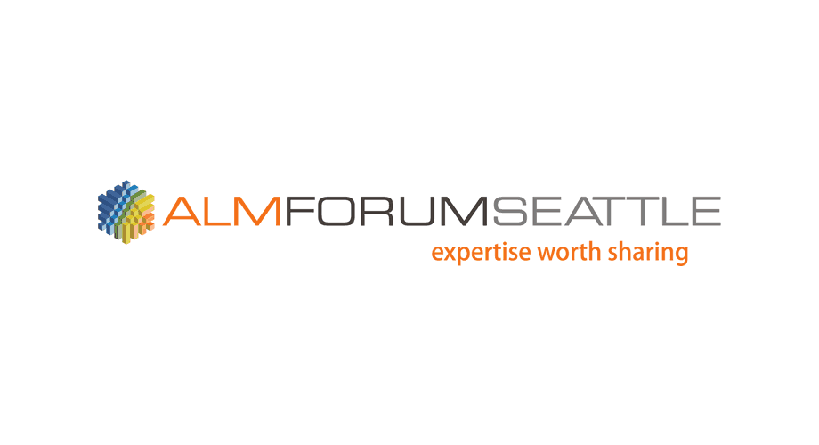 ALM Forum Seattle Logo