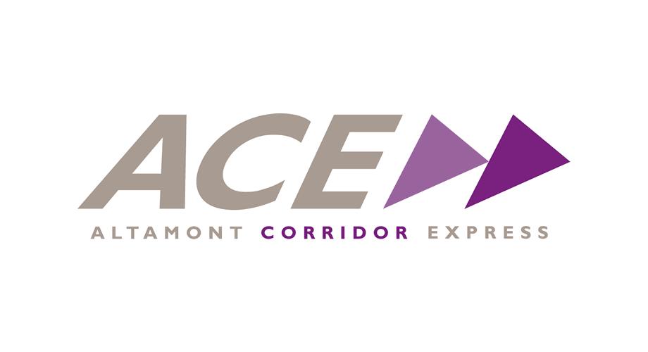 Altamont Corridor Express (ACE) Logo
