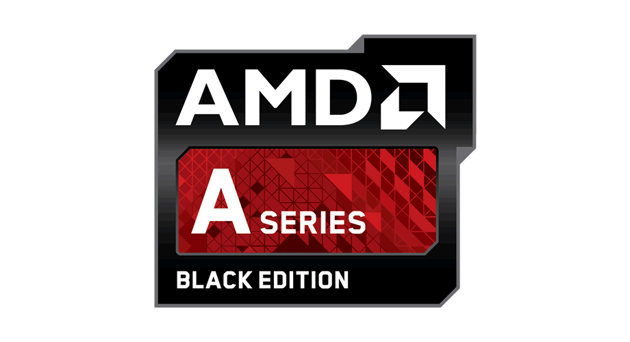 AMD A Series Black Edition Logo