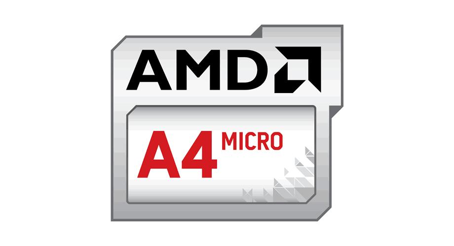 AMD A4 Micro Logo