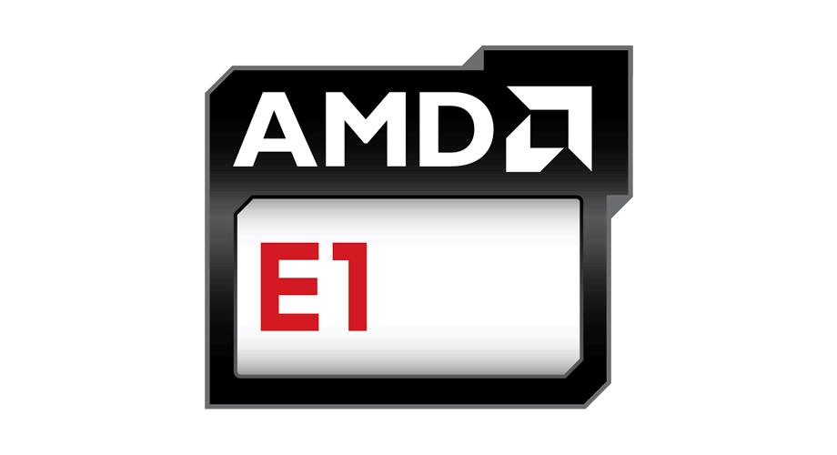 AMD E1 Logo