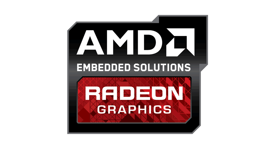 AMD Embedded Solutions Radeon Graphics Logo