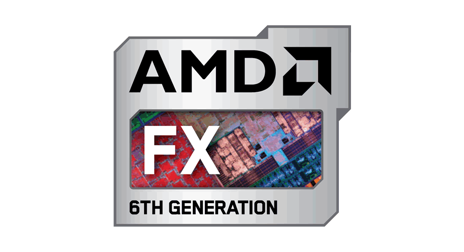 AMD FX 6TH Generation Logo