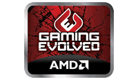 AMD Gaming Evolved Logo's thumbnail