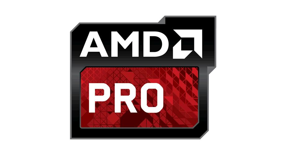 AMD PRO Logo