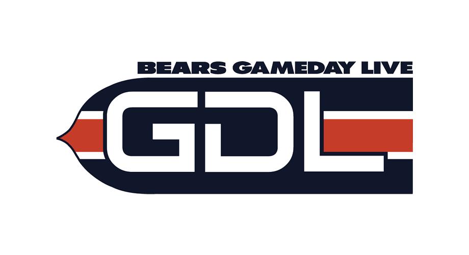 Bears Gameday Live Logo