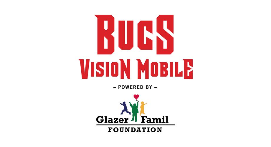 Bucs Vision Mobile Logo