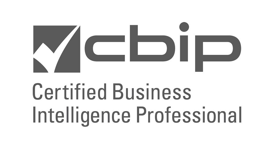 CBIP (Certified Business Intelligence Professional) Logo