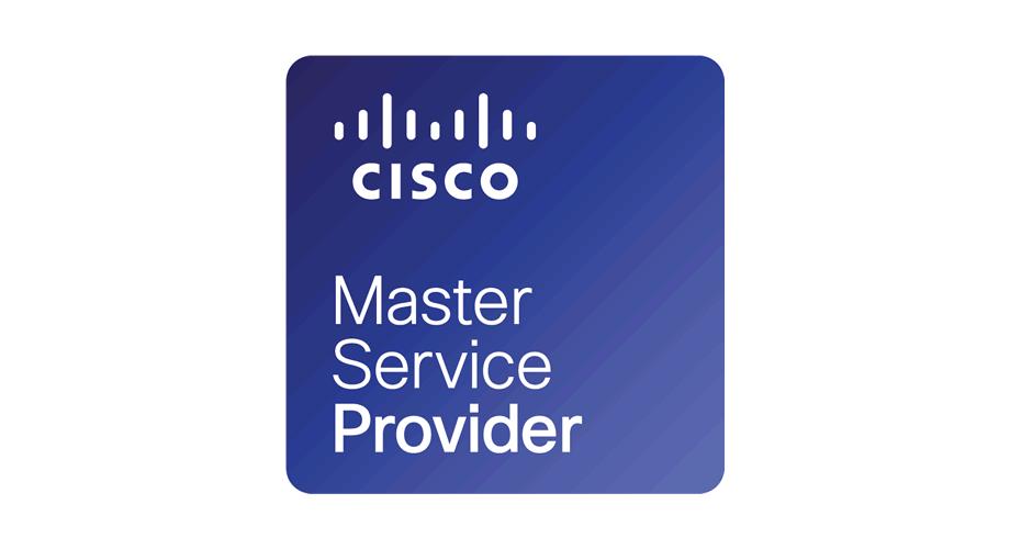 Cisco Master Service Provider Logo