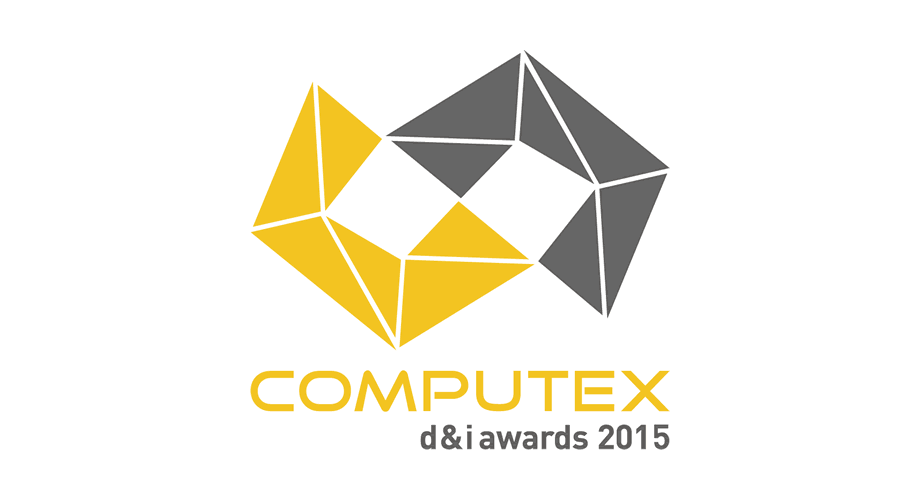 ComputeX d&i awards 2015 Logo