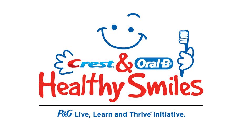 Crest & Oral-B Healthy Smiles Logo