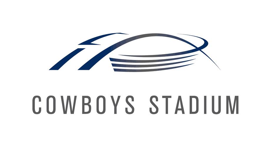 Dallas Cowboys Stadium (AT&T Stadium) Logo