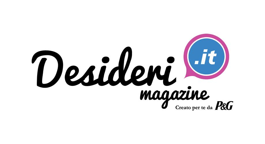 Desiderimagazine Logo