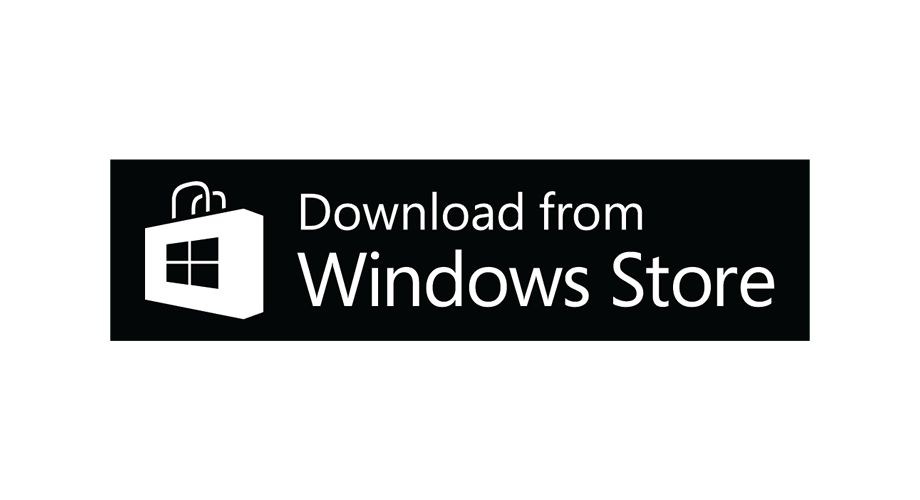 Download from Windows Store (icon) Logo