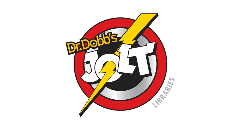 DR. Dobb's Jolt Libraries Logo