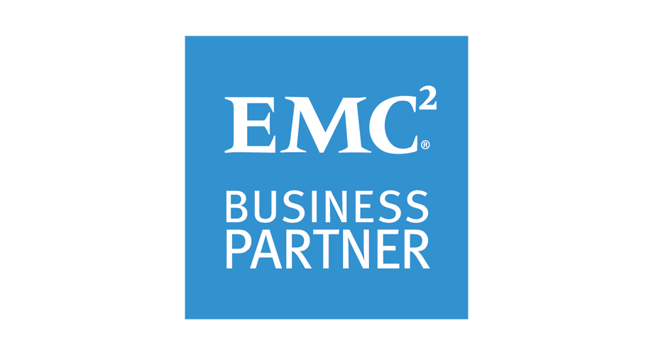 EMC Business Partner Logo