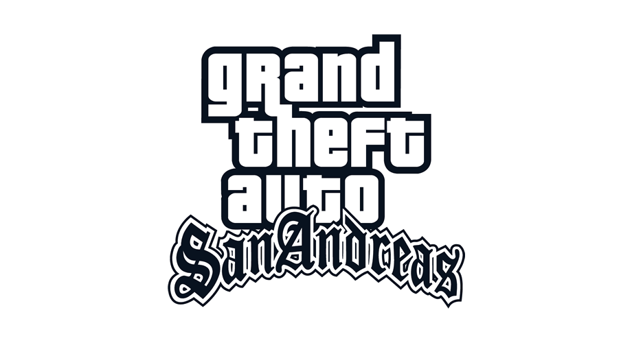 Grand Theft Auto Sanandreas Logo 1